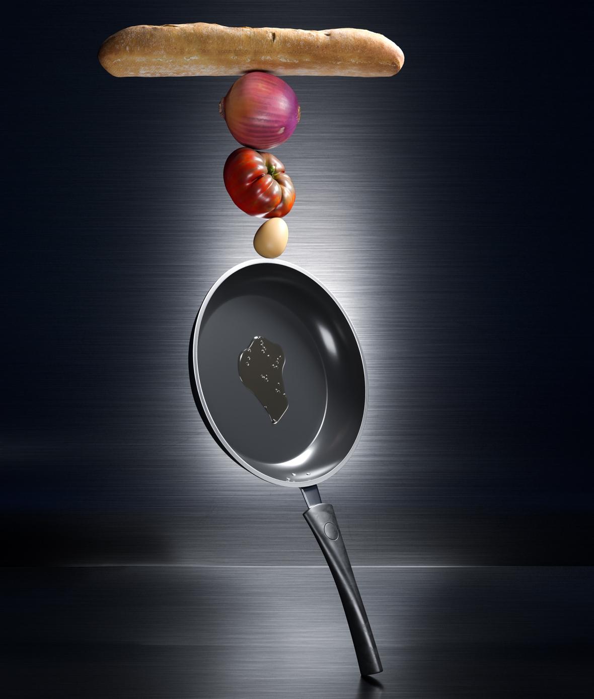 pan low
